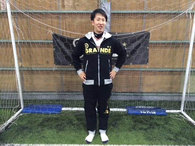 徳田将太さん