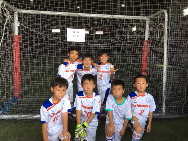 Una Primavera FC ネイマール